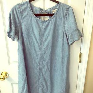 EUC madewell dress